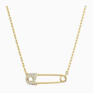 Swarovski So Cool Pin Necklace